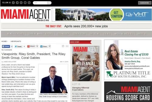 Miami Agent Magazine